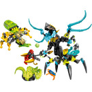 LEGO QUEEN Beast vs. FURNO, EVO & STORMER Set 44029