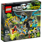 LEGO QUEEN Beast vs. FURNO, EVO & STORMER Set 44029 Packaging