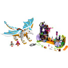LEGO Queen Dragon's Rescue Set 41179