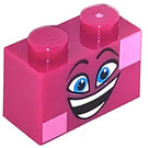 LEGO Queen Watevra Wa'Nabi Brick 1 x 2 (3004 / 47848)