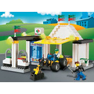 LEGO Quick Fix Station Set 4655