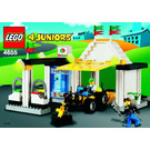 LEGO Quick Fix Station Set 4655 Instructions