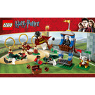 LEGO Quidditch Match Set 4737 Instructions