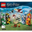 LEGO Quidditch Match Set 75956 Instructions