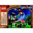 LEGO Quidditch Practice Set 4726 Instructions