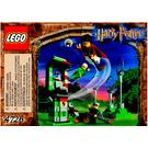 LEGO Quidditch Practice Set 4726 Instructions