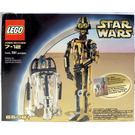 LEGO R2-D2 / C-3PO Droid Collectors Set 65081