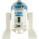 LEGO R2-D2 Minifigur mit grauem Kopf