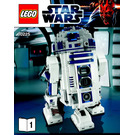 LEGO R2-D2 Set 10225 Instructions
