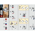 LEGO R2-D2 Set 30611 Instructions