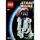 LEGO R2-D2 Set 8009 Instructions