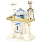 LEGO R2-D2 with Dark Tan Serving Tray Minifigure