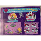 LEGO Rabbit and hutch Set 561606 Instructions