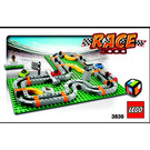 LEGO Race 3000 (3839) Instructions
