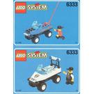 LEGO Race and Chase Set 6333