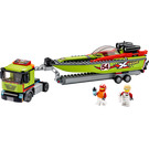 LEGO Race Boat Transporter Set 60254