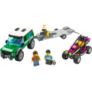 LEGO Race Buggy Transporter Set 60288