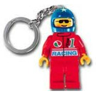 LEGO Race Car Driver Key Chain (3915)