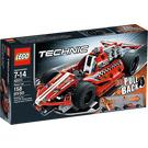 LEGO Race Car Set 42011 Packaging