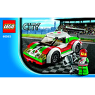 LEGO Race Car Set 60053 Instructions