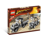 LEGO Race for the Stolen Treasure Set 7622 Packaging
