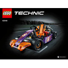 LEGO Race Kart Set 42048 Instructions