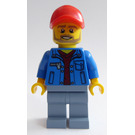 LEGO Race Marshall Minifigure