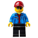 LEGO Race Official Minifigure