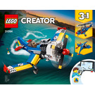 LEGO Race Plane Set 31094 Instructions
