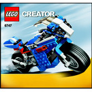LEGO Race Rider Set 6747 Instructions