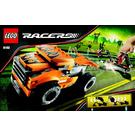 LEGO Race Rig Set 8162 Instructions