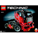LEGO Race Truck Set 42041 Instructions