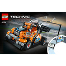 LEGO Race Truck Set 42104 Instructions