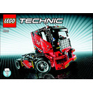 LEGO Race Truck Set 8041 Instructions