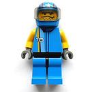 LEGO Racer Driver, Nitro Minifigure
