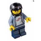 LEGO Racer Minifigure