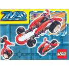 LEGO Racer Set 3521 Instructions