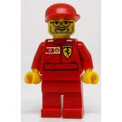 LEGO Racers Ferrari engineer Minifigure