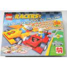 LEGO Racers Super Speedway Board Game (Jumbo - International Version) (00746)