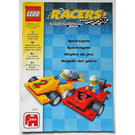 LEGO Racers Super Speedway Board Game (Jumbo - International Version) (00746) Instructions
