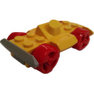 LEGO Racers Vehicle Chassis with Unspecified Wheels