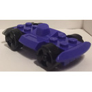 LEGO 'Racers' Vehicle Chassis With Wheels