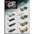 LEGO Raceway Rider Set 8131 Instructions