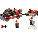 LEGO Racing Bike Transporter Set 60084