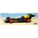 LEGO Racing Car Set 695-1