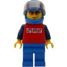 LEGO Racing Driver Minifigure