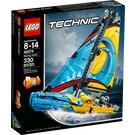 LEGO Racing Yacht Set 42074 Packaging