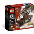 LEGO Radiator Springs Classic Mater Set 8201 Packaging
