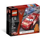 LEGO Radiator Springs Lightning McQueen Set 8200 Packaging