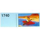 LEGO Rafter Set 1740